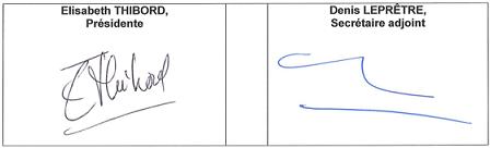 Signatures-Status